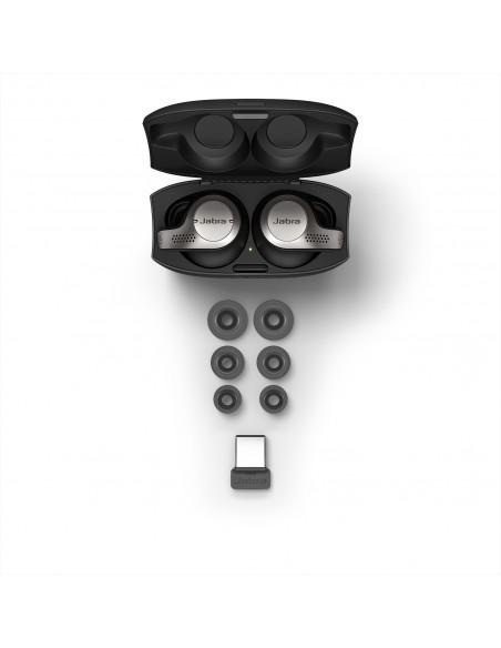Evolve 65t - oreillettes + boitier - face - UC