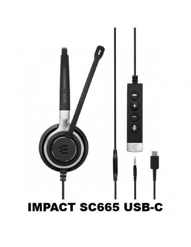 EPOS - Impact SC 600