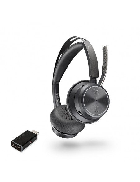 Poly Voyager Focus 2 UC USB-C