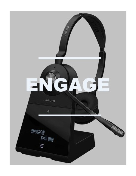 Casque Jabra Engage