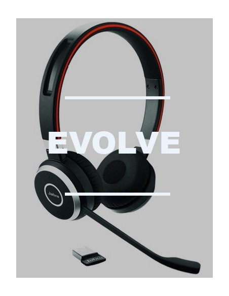 Casque Jabra Evolve