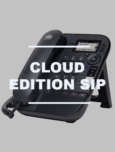 cloud edition alcatel lucent SIP